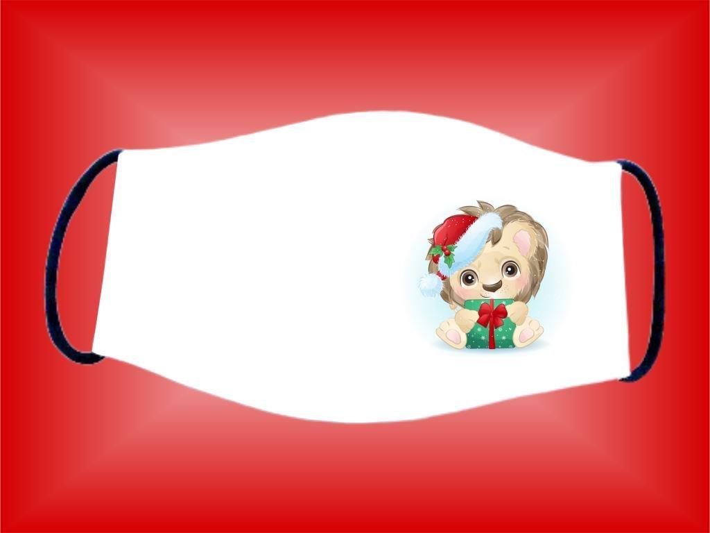 Rúško Levík bavlnené dvojvrstvové FOTOpošta