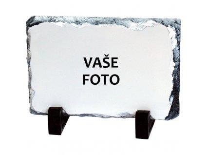 Foto kameň BEZ rámika 19x14 cm FOTOpošta