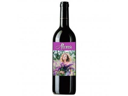víno s fotkou meno 2