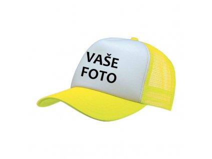 foto #žltá šiltovka a