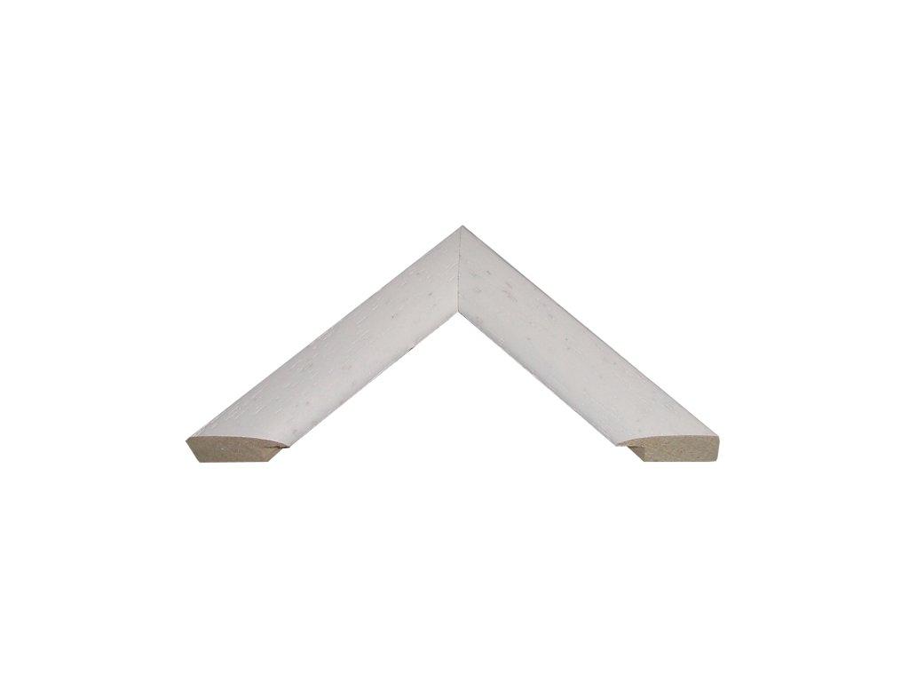 Fotorámeček 50x60 cm 09W s plexisklem (Plexisklo antireflexní (eliminuje odrazy a odlesky))
