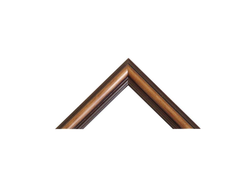Fotorámeček 40x60 cm 08 s plexisklem (Plexisklo antireflexní (eliminuje odrazy a odlesky))
