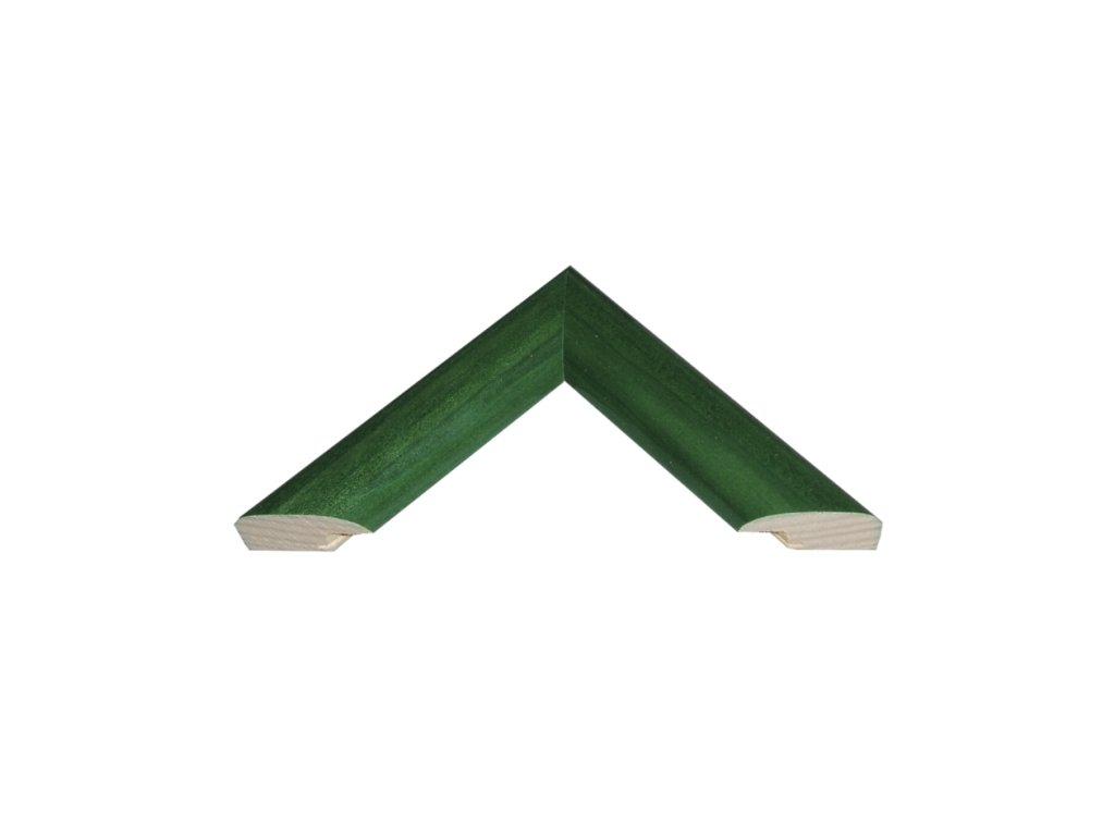 Fotorámeček 50x70 cm 21A s plexisklem (Plexisklo antireflexní (eliminuje odrazy a odlesky))