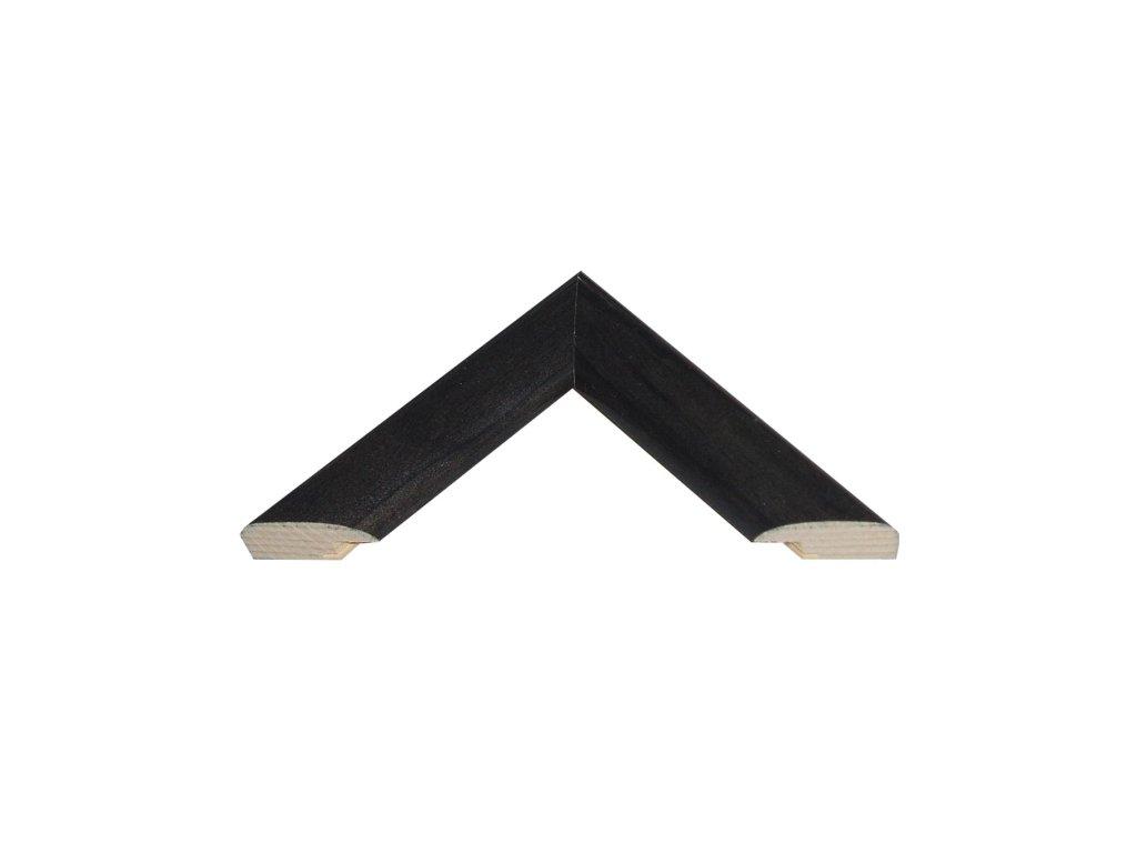 Fotorámeček A3 (29,7x42 cm) 21B s plexisklem (Plexisklo antireflexní (eliminuje odrazy a odlesky))
