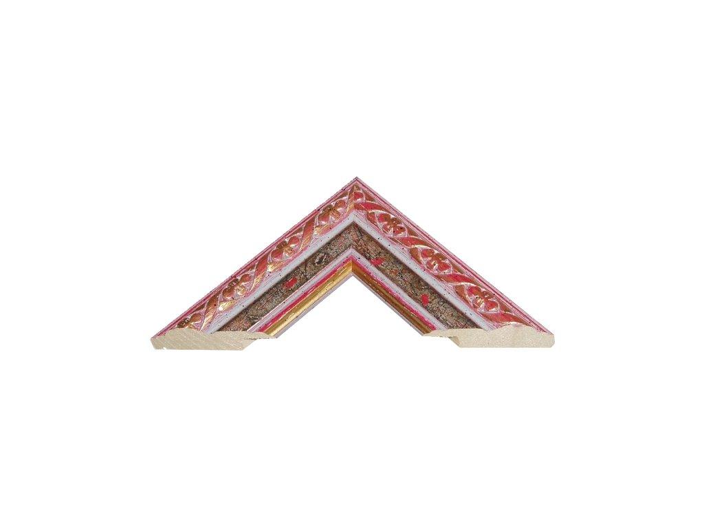 Fotorámeček A4 (21x29,7 cm) 19R s plexisklem (Plexisklo antireflexní (eliminuje odrazy a odlesky))