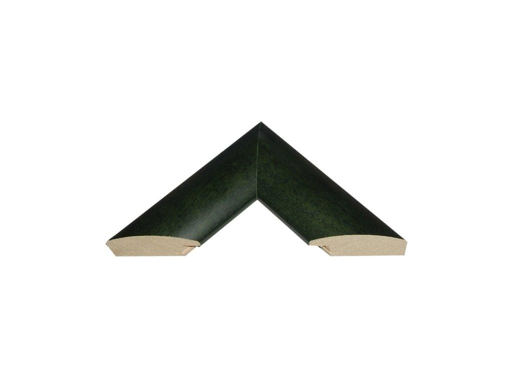 Fotorámeček 40x50 cm 42A s plexisklem (Plexisklo antireflexní (eliminuje odrazy a odlesky))