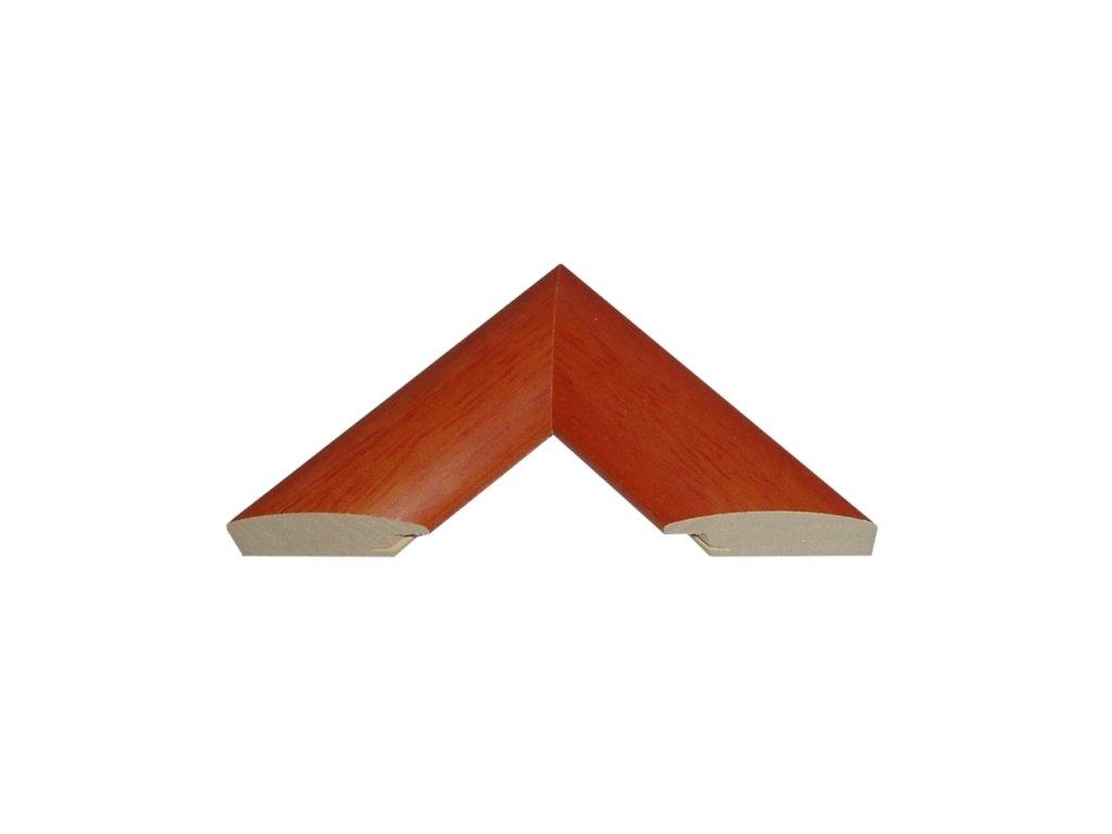 Fotorámeček 40x50 cm 42AP s plexisklem (Plexisklo antireflexní (eliminuje odrazy a odlesky))