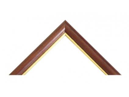 Fotorámeček 24x30 cm 04TM s plexisklem (Plexisklo antireflexní (eliminuje odrazy a odlesky))