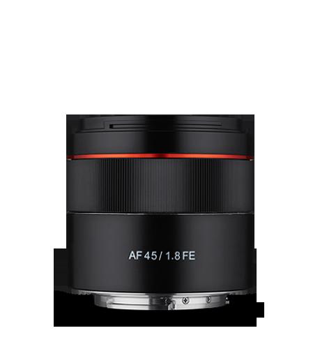 SAMYANG 45mm f/1.8 - recenze