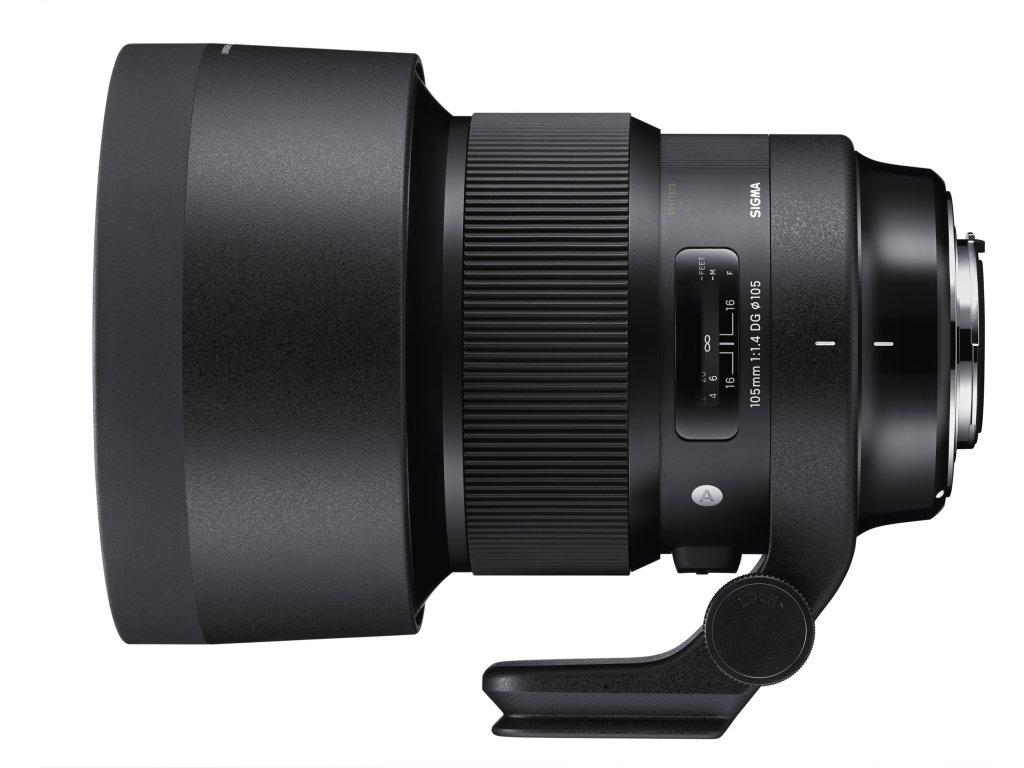 SIGMA 105mm f/1.4 DG HSM ART  + slevový kupón 2% na další nákup