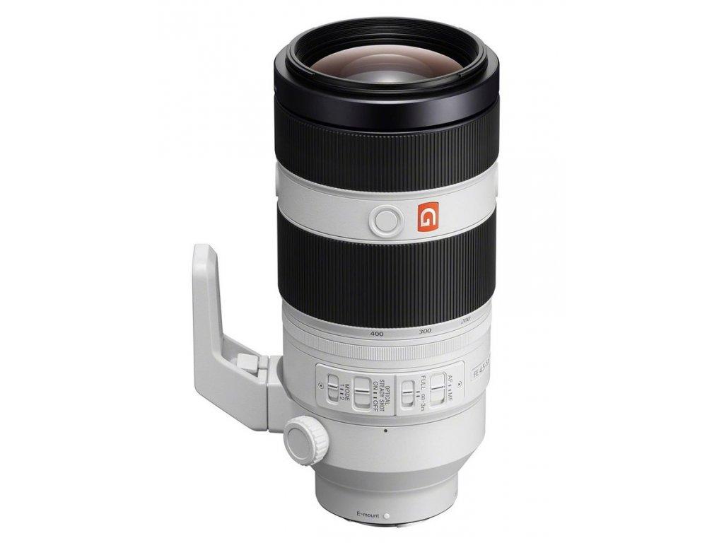 SONY FE 100-400mm f/4.5-5.6 GM OSS  + CASHBACK 2 500 Kč + slevový kupón 2% na další nákup