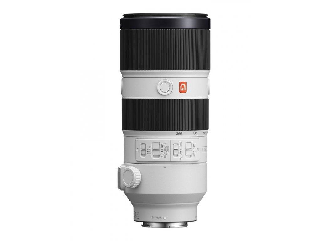 SONY FE 70-200mm f/2.8 GM OSS  + slevový kupón 2% na další nákup