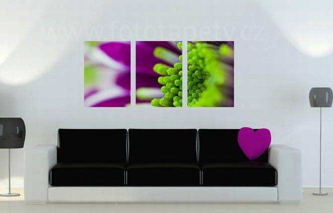 Panoramatické samolepící dekorace - 30x90 cm