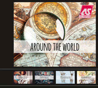 Around the World...NOVINKA!