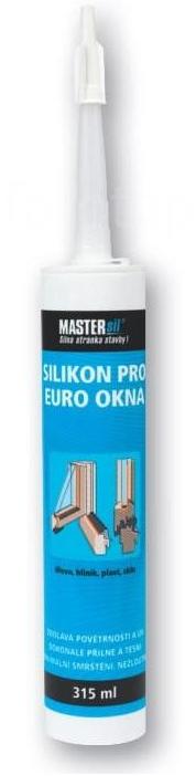 silikonové tmely Mastersil