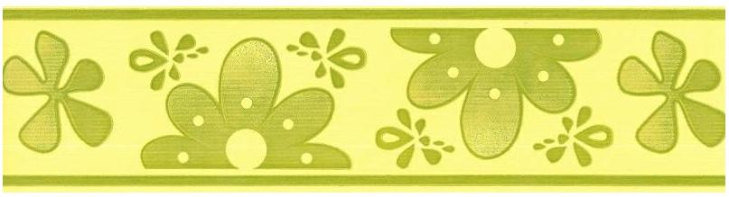 Samolepící bordury - šíře 7,8 cm