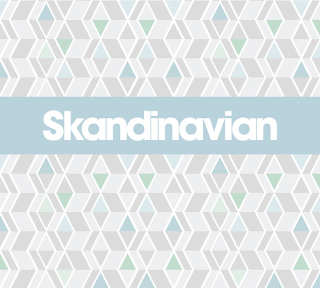 Scandinavian Style...NOVINKA!
