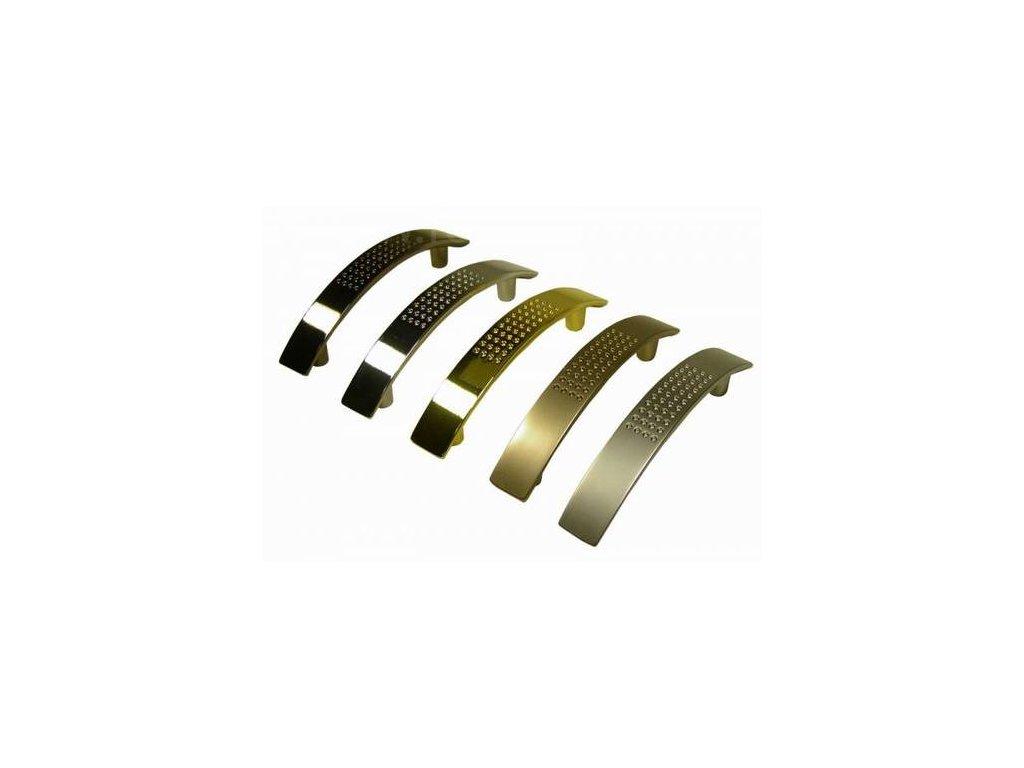 kovová úchytka PORTOS 96,128