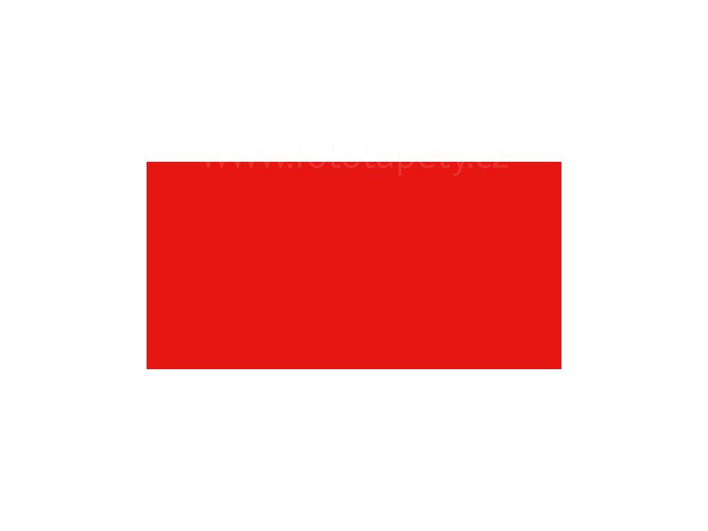 Samolepící tapeta jednobarevná matná RAL 2002 - Červená