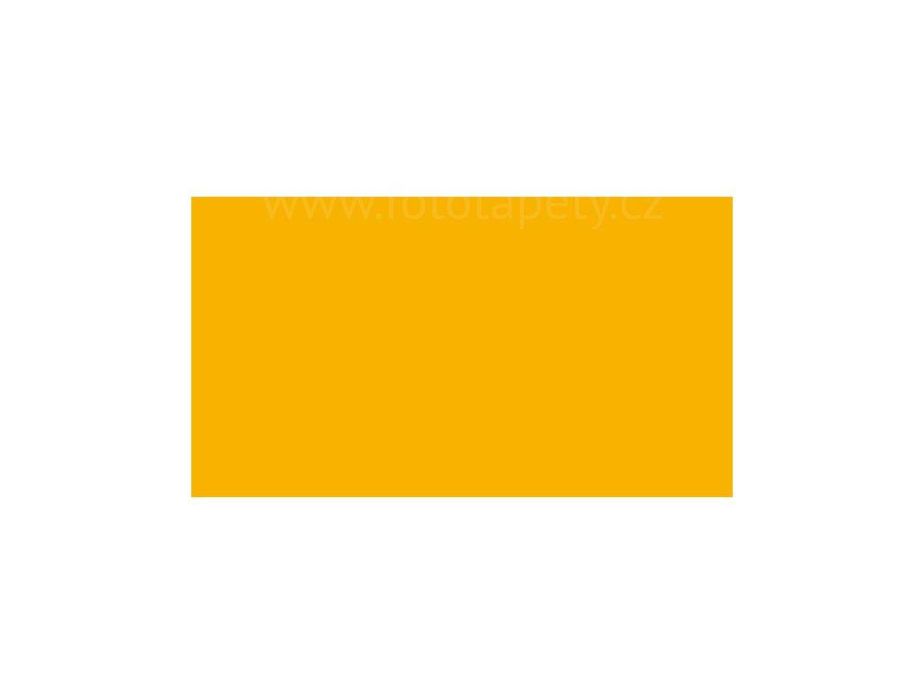 Samolepící tapeta jednobarevná - Žlutooranžová - lesklá RAL 1003