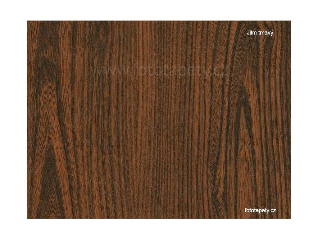 Samolepící folie d-c-fix imitace dřeva, vzor jilm tmavý, DOPRODEJ!