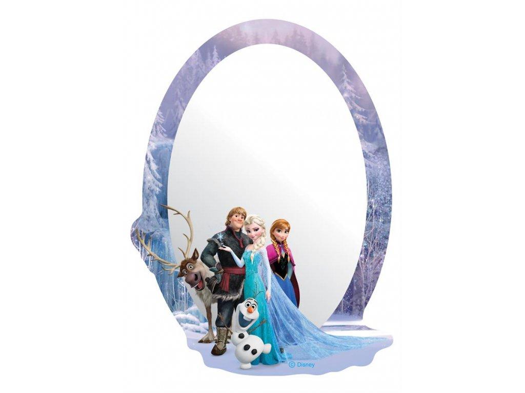 Samolepící zrcátko Disney - Ledové království, 15x21,5cm, DM2110