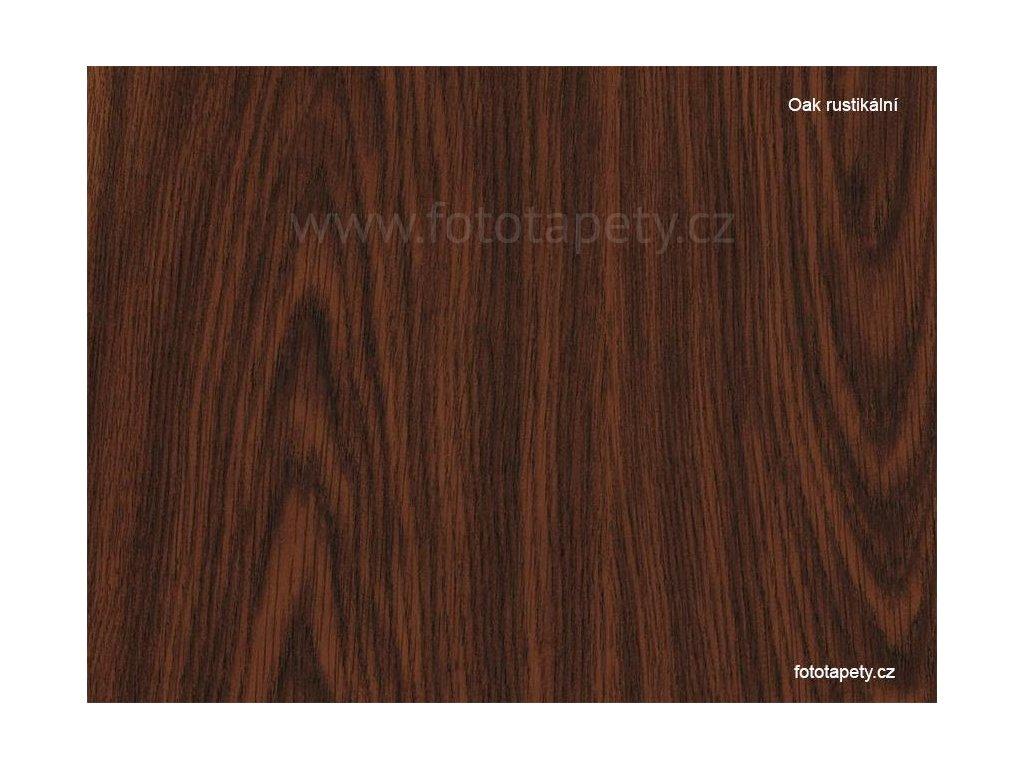 Samolepící folie d-c-fix imitace dřeva, vzor Oak rustikální