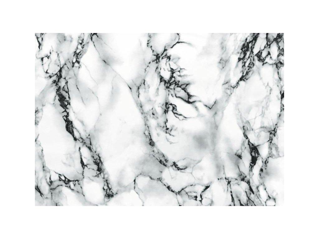 Samolepící tapeta d-c-fix imitace mramoru, vzor Marmi bílý
