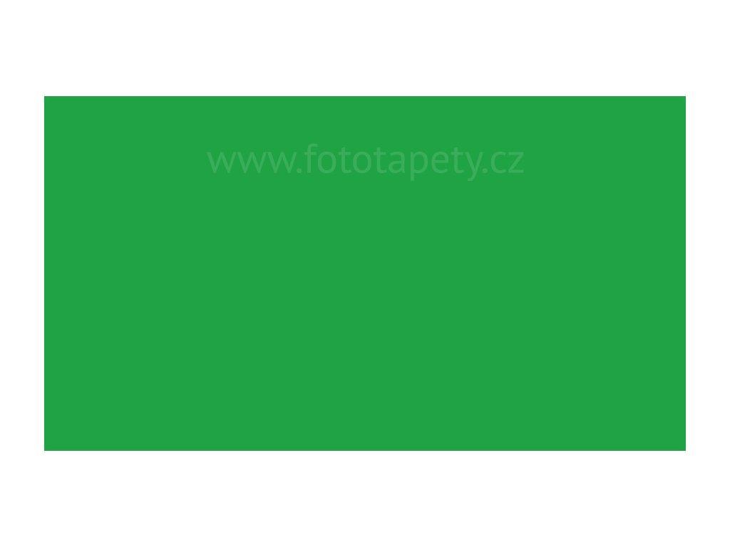 Samolepící tapeta jednobarevná lesklá - Zelená - RAL 6024