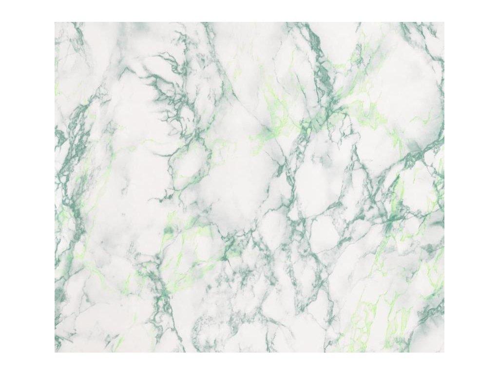 Samolepící tapeta d-c-fix imitace mramoru, vzor Marmi zelený 2457
