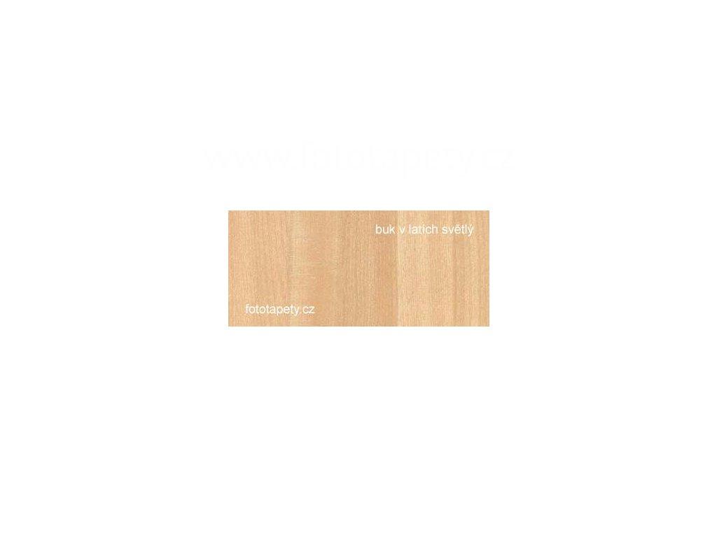 Samolepící folie d-c-fix imitace dřeva, vzor buk v latích světlý, DOPRODEJ!