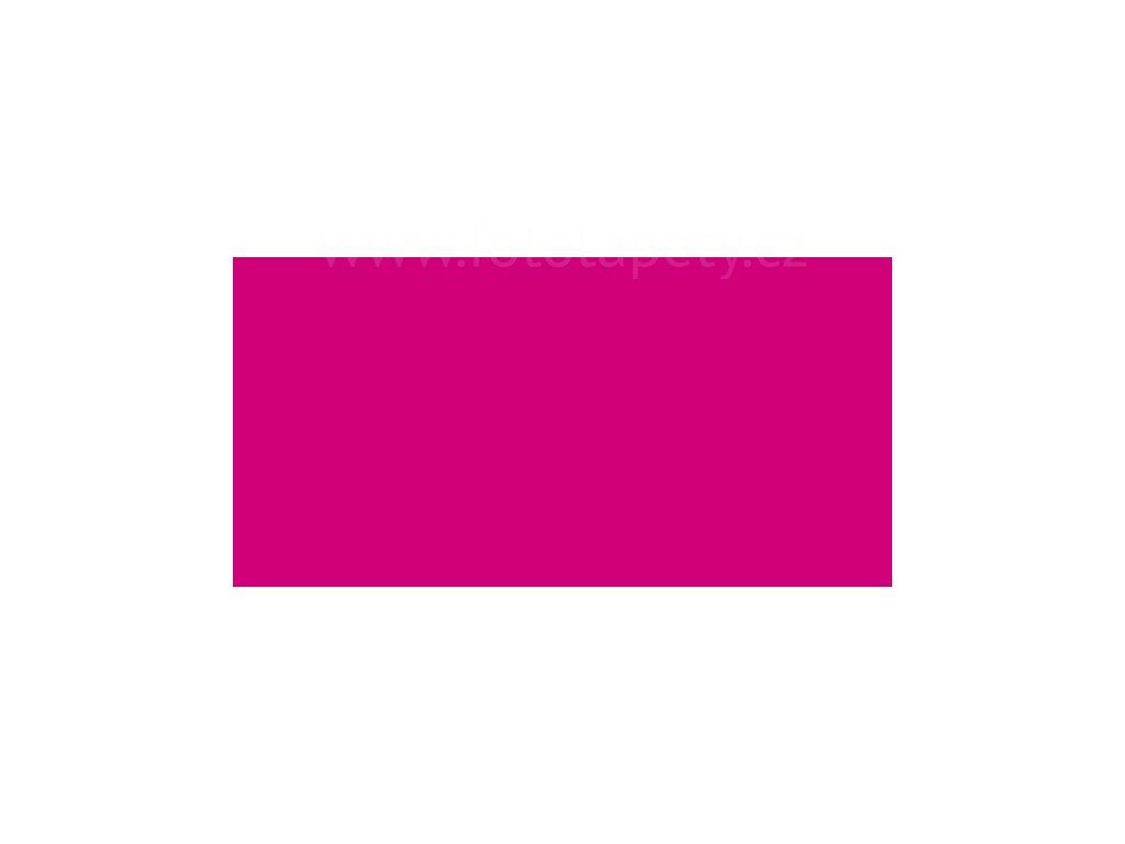 Samolepící tapeta jednobarevná lesklá - Růžová - Pantone 214