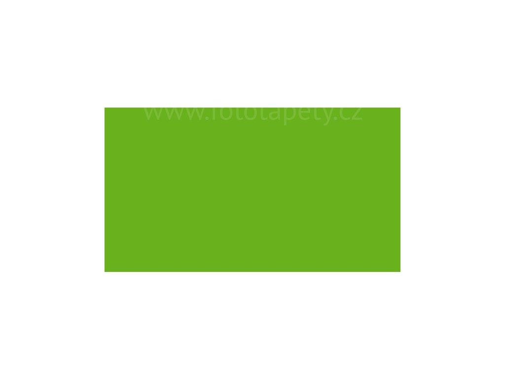Samolepící tapeta jednobarevná matná - Zelená