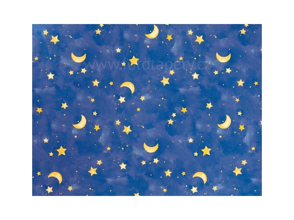 Samolepící tapeta dětský motiv Dobrou noc, šíře 45cm, Goodnight