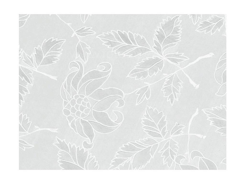 Transparentní samolepící folie d-c-fix šíře 45cm, vzor Damast