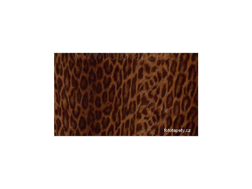 Samolepící tapeta d-c-fix imitace přírodního materiálu, vzor Afrika - leopard