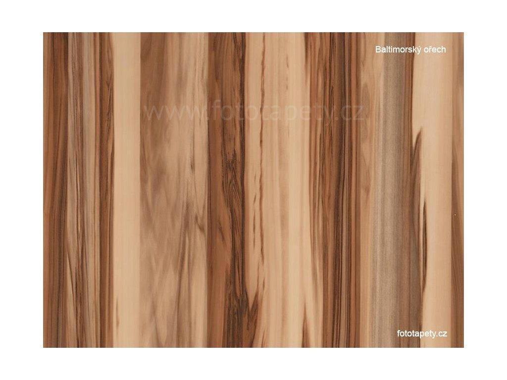 Samolepící folie d-c-fix imitace dřeva, vzor Baltimorský ořech