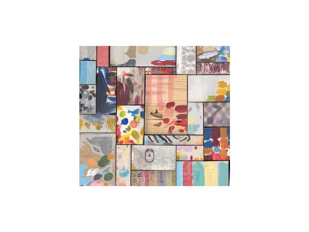 Samolepící tapeta d-c-fix Decor, vzor Barvy, doprodej