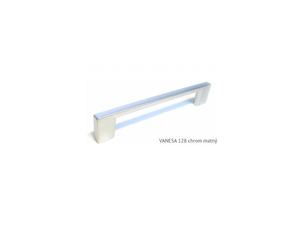 kovová úchytka VANESA 128,192