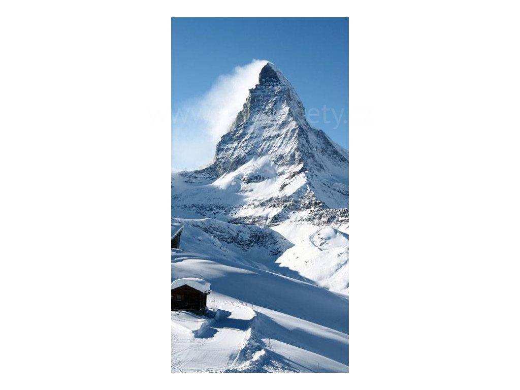 Dvoudílná vliesová fototapeta Matterhorn, rozměr 150x250cm, MS-2-0073