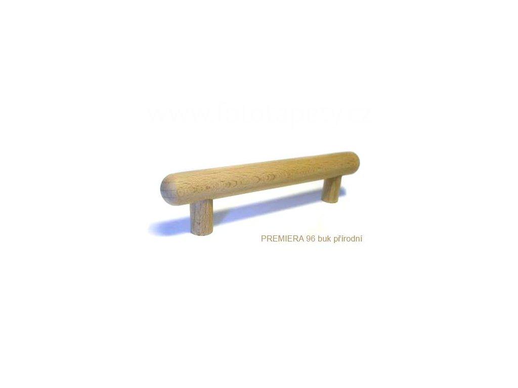dřevěná úchytka PREMIERA 64,96 - doprodej