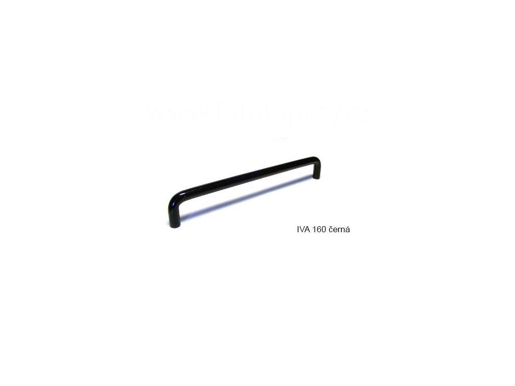 kovová úchytka IVA 64,96,128,160 barevná, doprodej