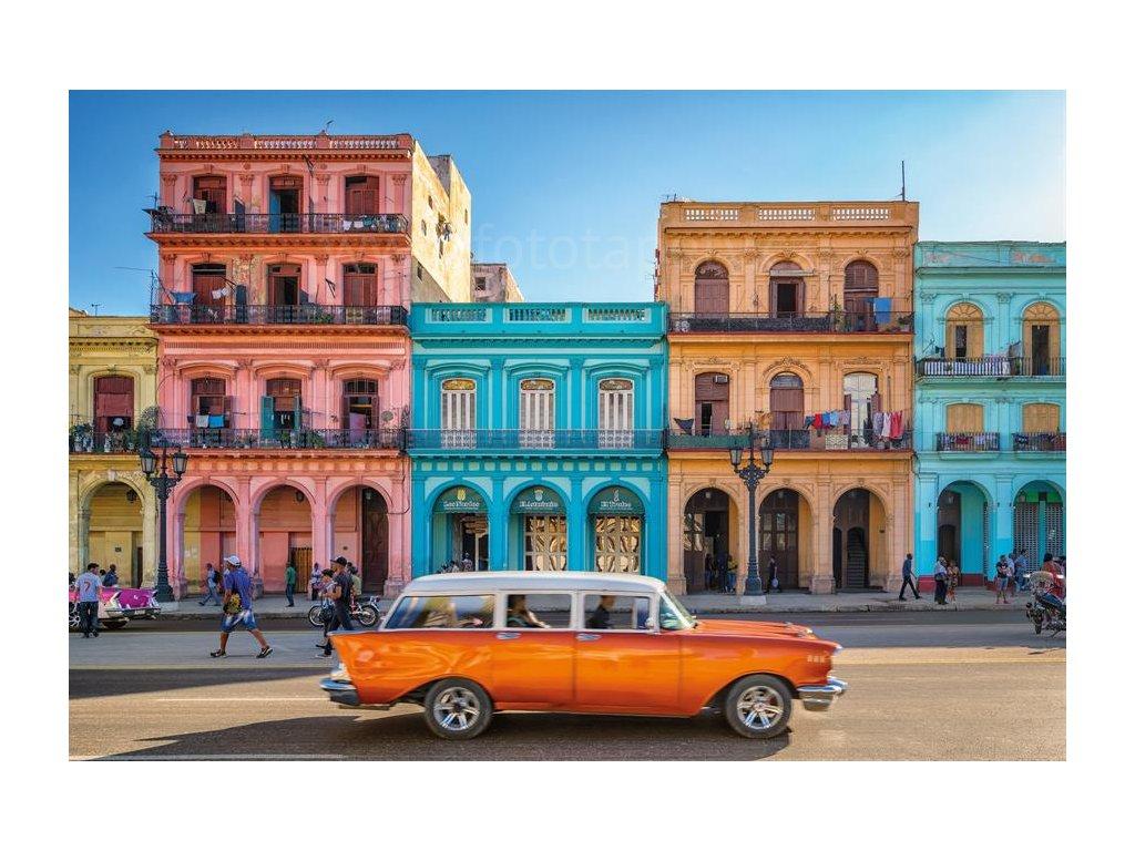 Čtyřdílná vliesová fototapeta Havanna, 368x248cm, XXL4-042