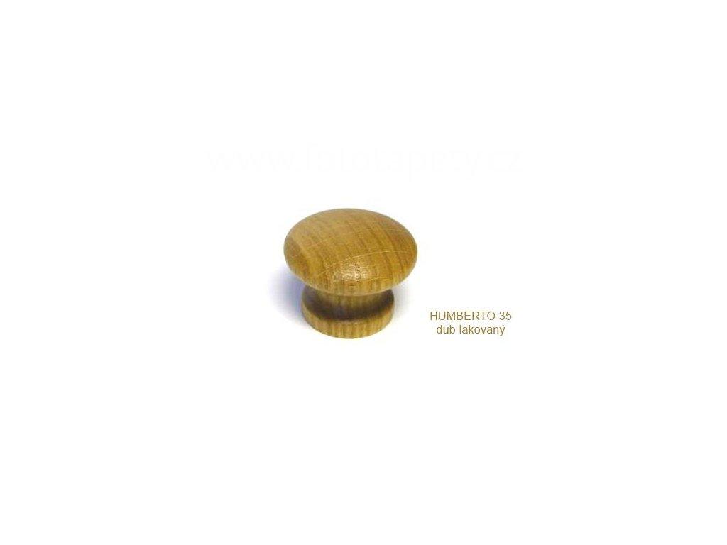 knopek dřevěný HUMBERTO 35,44