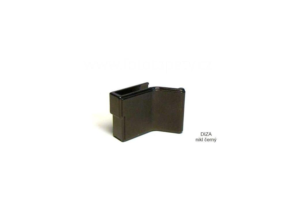 kovová úchytka DIZA  - doprodej