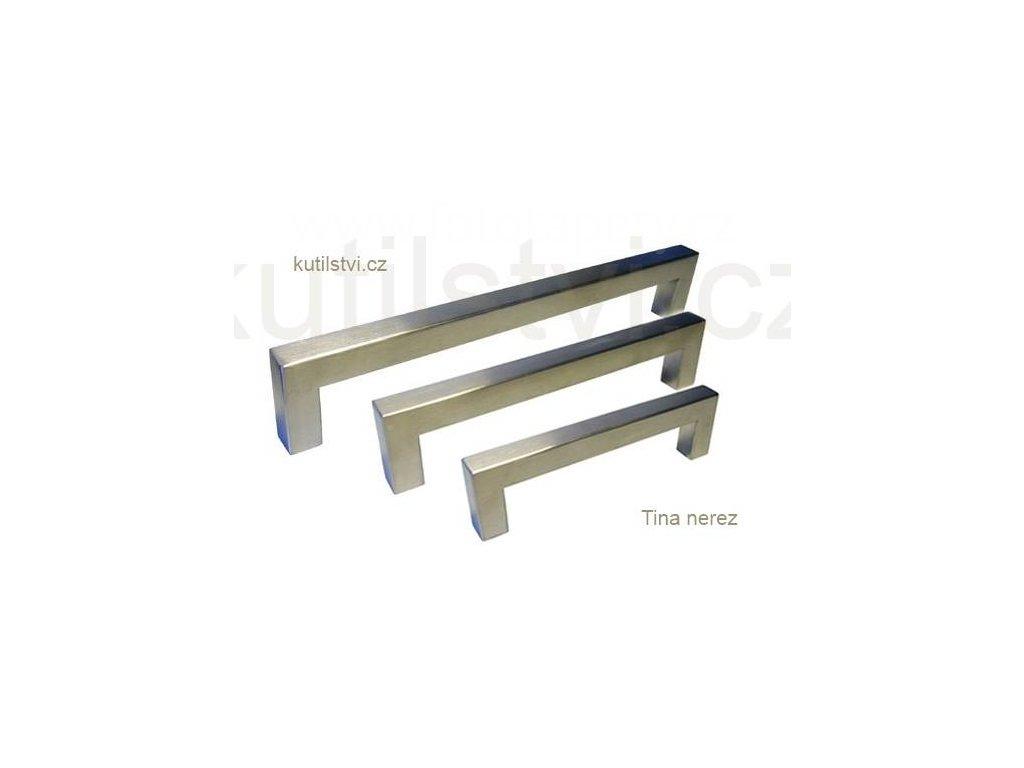 kovová úchytka TINA 96,128,160,224,320,448,544,672