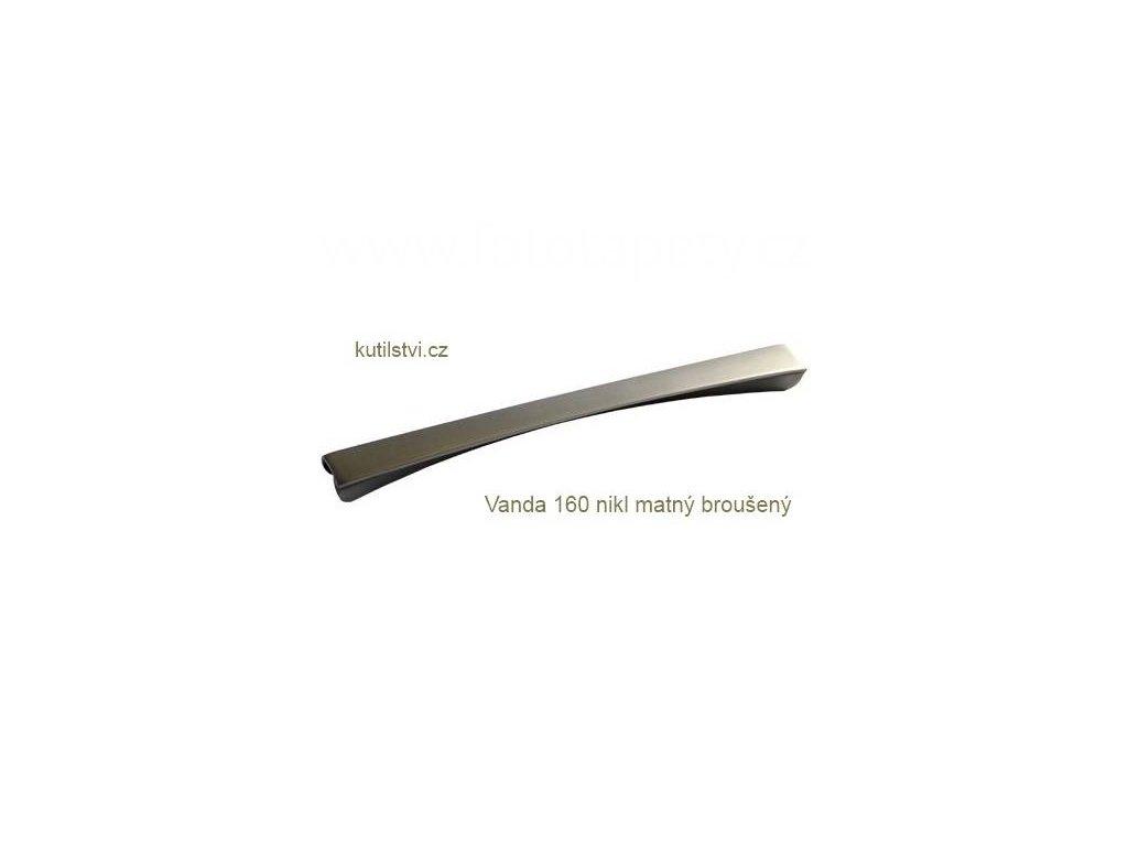 kovová úchytka VANDA 160