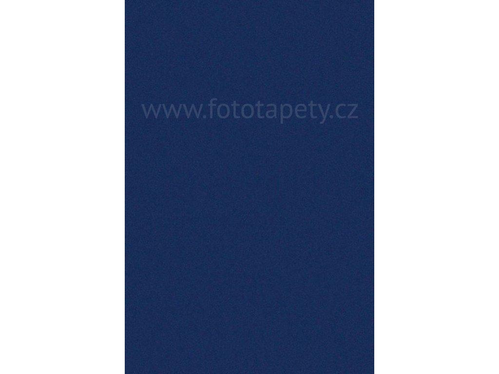 Samolepící velur, odstín tmavě modrý, šíře 45cm