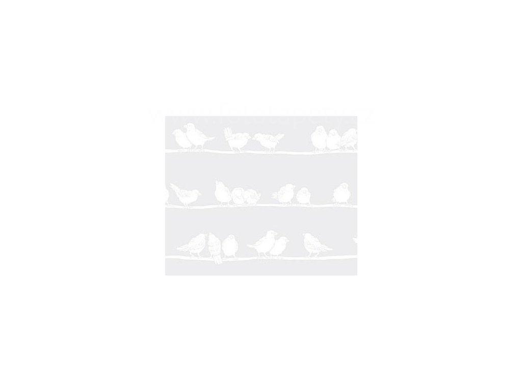 Transparentní folie na sklo 1-2-3 static Premium - Filippa