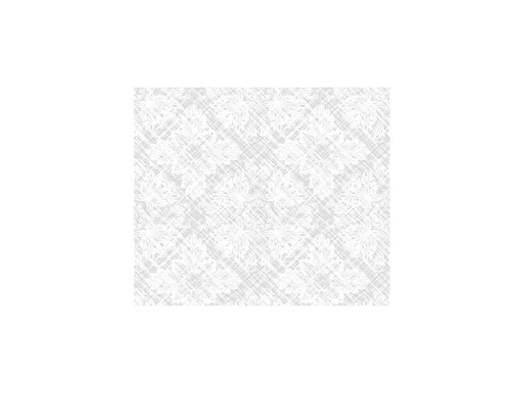 Transparentní folie na sklo 1-2-3 static Premium - Rosalina
